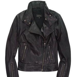 Mackage KENYA Aritzia leather jacket